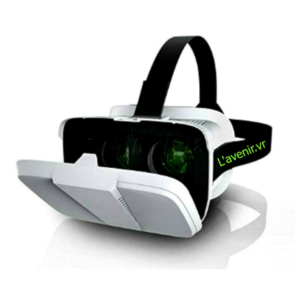 3D Virtual Reality Headsets