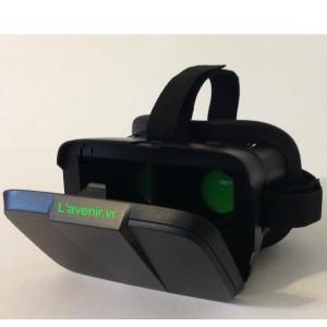 L'avenir.VR 3D Glasses/Black