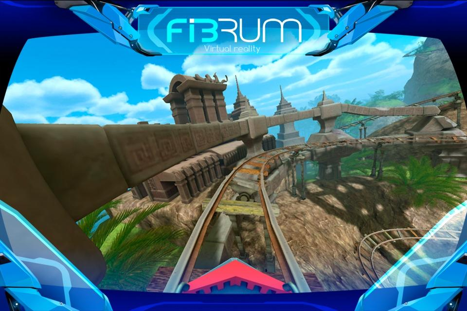 Roller Coaster VR-Free
