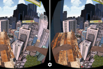 Virtual Reality can cure phobia of heights