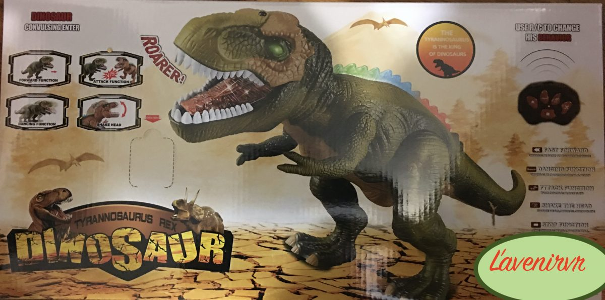 T- Rex Dinosaur-Dino World-t. rex: the ultimate predator